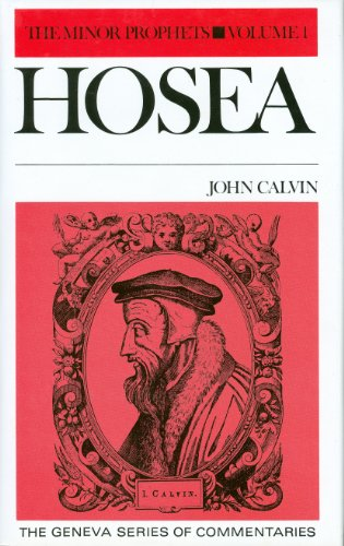 9780851514734: Hosea (Geneva Series of Commentaries)