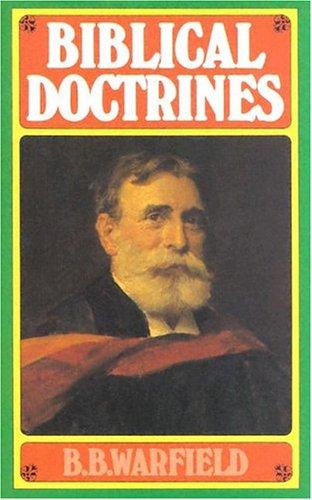 9780851515342: Biblical Doctrines