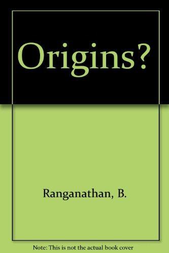 9780851515359: Origins