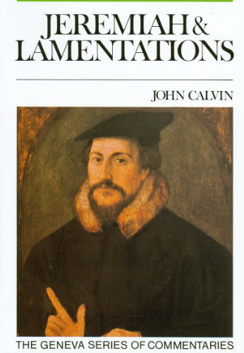 9780851515526: Jeremiah and Lamentations (Set) (Geneva S)