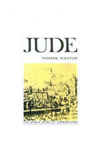 9780851515533: Jude (Geneva Series of Commentaries)