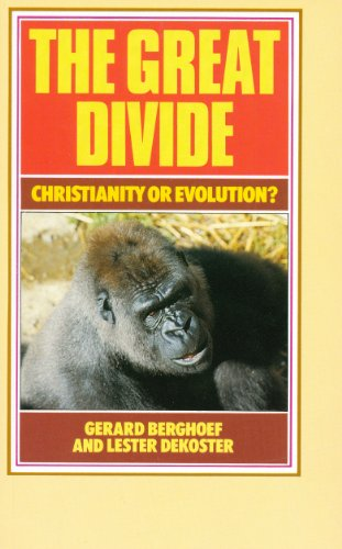 Great Divide (0851515584) by Gerard Berghoef