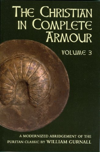 9780851515601: Christian in Complete Armour, Volume 3: v. 3