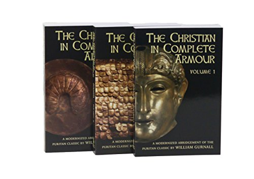 9780851515687: The Christian in Complete Armour (3 Volume Set)