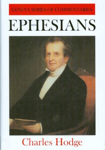 9780851515915: Ephesians (Geneva Series of Commentaries)