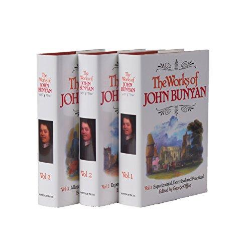 9780851515984: Works of John Bunyan (3 Volume Set) (v. 1-3)