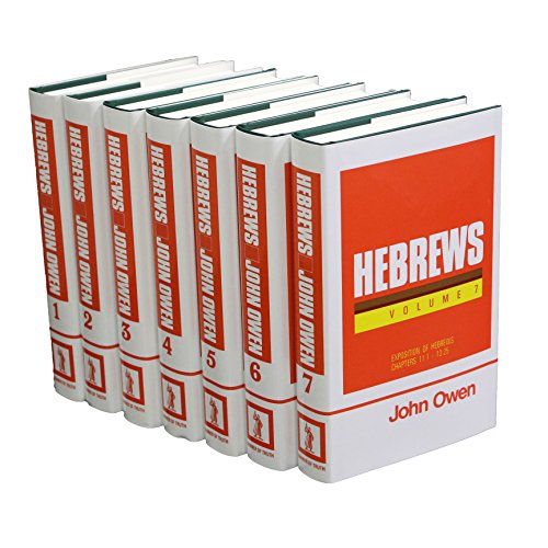 9780851516196: An Exposition of the Epistle to the Hebrews with Preliminary Exercitations (7 Volume Set)