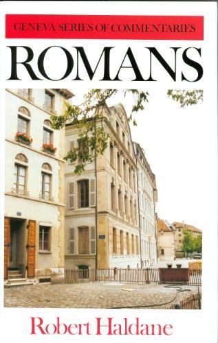 9780851517087: Romans (Geneva Series of Commentaries)