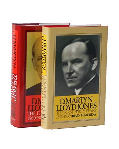 9780851517292: D. Martyn Lloyd-Jones