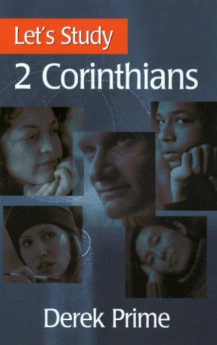 Let's Study 2 Corinthians (085151779X) by Derek Prime