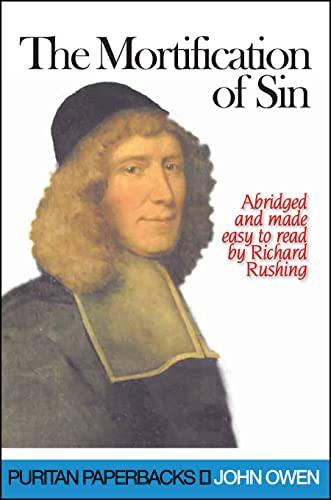 9780851518671: The Mortification of Sin (Puritan Paperbacks)