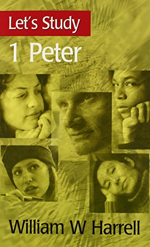 9780851518688: Let's Study 1 Peter (Let's Study Series)
