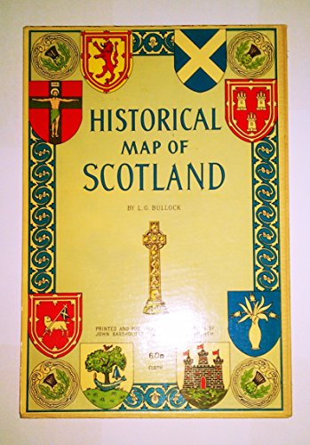 Scotland Historical Map: L.G. Bullock