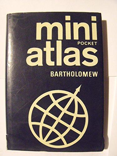 9780851525952: Mini Pocket Atlas