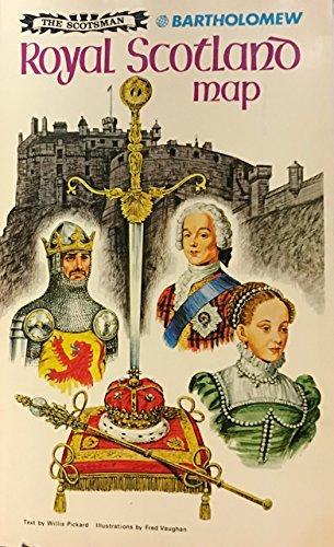Royal Scotland: Pictorial Map: John Bartholomew and