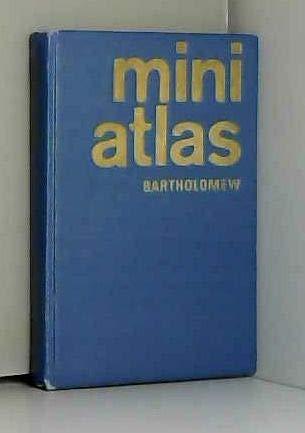 Mini atlas: John Bartholomew and