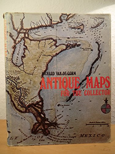 9780851529035: Antique maps for the collector