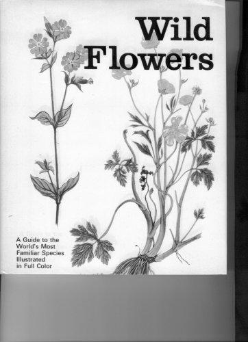 Wild Flowers Illustrated in Colour: John Bartholomew &