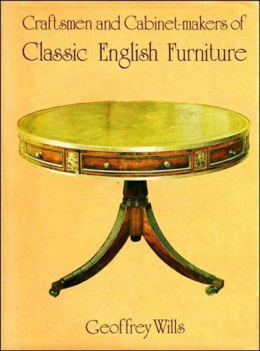 CRAFTSMEN AND CABINET MAKERS OF CLASSIC ENGLISH FURNITURE