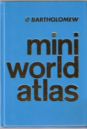 Mini Atlas: Bartholomew, John