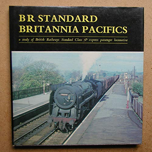 weekes - standard britannia pacifics study british - AbeBooks