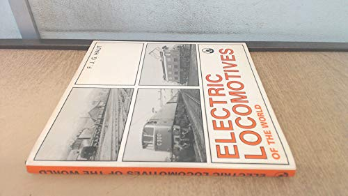 9780851532561: Electric locomotives of the world