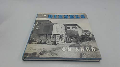 9780851532608: British Rail Diesels on Shed