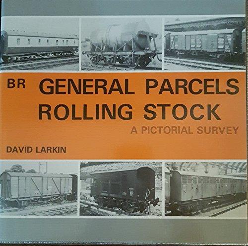 9780851533209: BR general parcels rolling stock: A pictorial survey