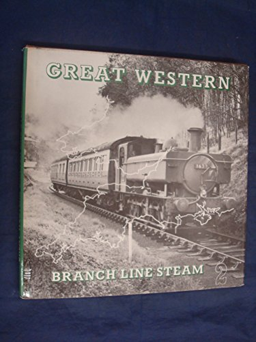 Great Western Branch Line Steam 2