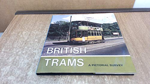 9780851533285: British Trams: A Pictorial History