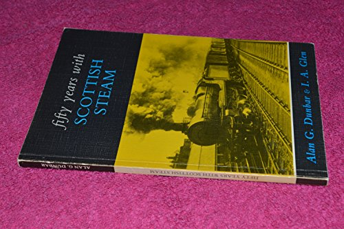 9780851534275: Fifty Years with Scottish Steam