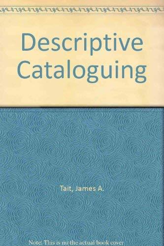9780851571195: Descriptive Cataloguing