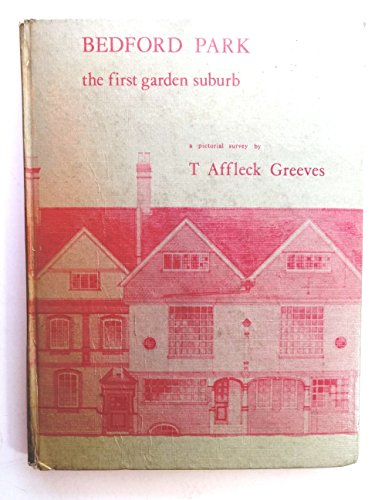 9780851575148: Bedford Park: The First Garden Suburb