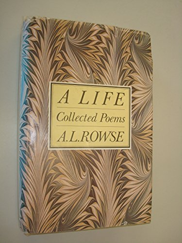 9780851581415: A Life: Collected Poems