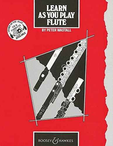 9780851620503: Learn as You Play Flute: Tutor Book (Learn as You Play Series)