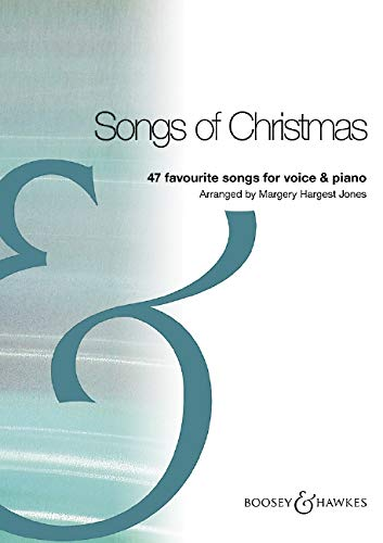 9780851620787: Songs of Christmas: 47 Favourite Songs for Voice and Piano