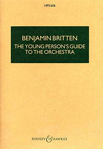 9780851620961: Young Person's Guide to the Orchestra (Hps)