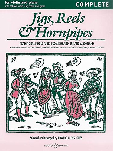 9780851621210: Jigs, Reels & Hornpipes, Complete: Violin and Piano