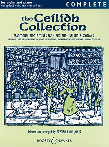 9780851621753: Ceilidh Collection: Complete Edition: Traditional Fiddle Tunes from England, Ireland and Scotland