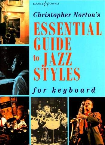 9780851621777: Essential Guide: Jazz Styles Piano