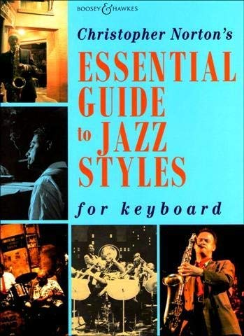 9780851621784: Essential Guide: Jazz Styles Piano