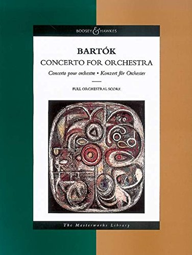 9780851621890: Concerto for Orchestra (Boosey & Hawkes Masterworks Library)