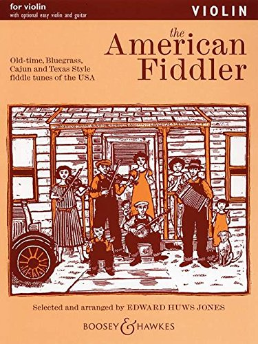 9780851622088: American Fiddler: Violin Part: Old-Time, Bluegrass, Cajun and Texas-Style Fiddle Tunes of the USA