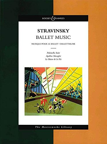 9780851622132: Ballet Music: The Masterworks Library (Boosey & Hawkes Masterworks Library)