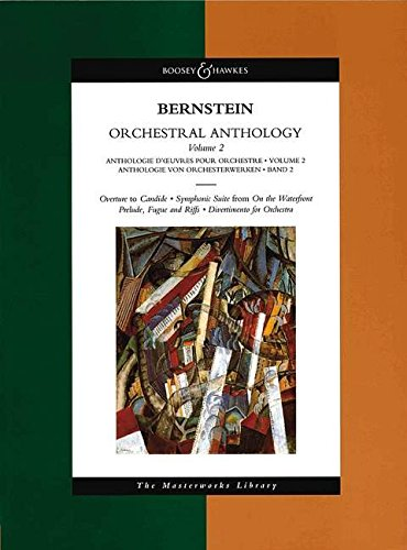 9780851622187: Bernstein - Orchestral Anthology, Volume 2: The Masterworks Library (Boosey & Hawkes Masterworks Library)