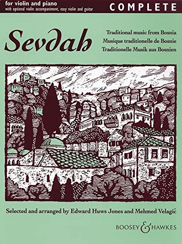 9780851622712: Sevdah! (Violin/Piano)
