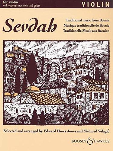 9780851622729: Sevdah! (Violin)