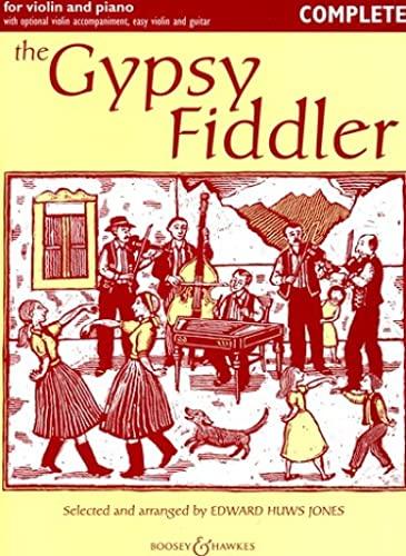 9780851622736: Gypsy Fiddler (Violin/Piano)