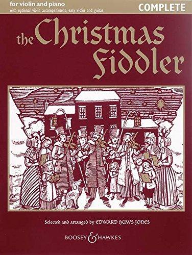 9780851622750: The Christmas Fiddler. Violine (2 Violinen) und Klavier, Gitarre ad lib.: Christmas Music from Europe and America