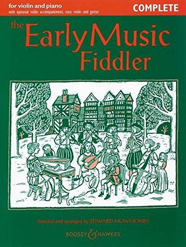 9780851622774: Early Music Fiddler